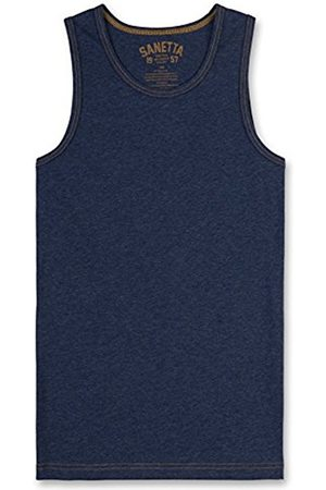 Candy Kisses Boy's 344895 Vest, Blau (Indigo Mel 50246)