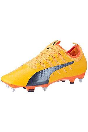 Puma Men's Evopower Vigor 1 Mx SG Football Boots, (Ultra -Peacoat- Clown Fish 02)
