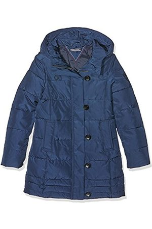 Tommy Hilfiger Girl's Back to School Coat, -Blau (Navy Blazer 431)