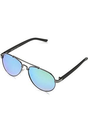 MSTRDS Boy's Mumbo Youth Sunglasses, -Grau (Gun/ 5168)