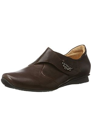 Womens Chilli Loafers Black Size: 5.5 UK Think qDDGWKc1D
