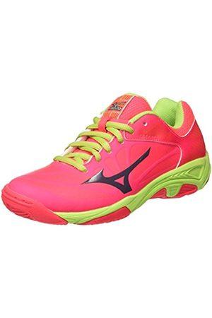 Mizuno Unisex Kids' Exceed Star Jnr Tennis Shoes multicolour Size: 5/5.5 UK