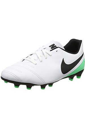 Nike Unisex Kids' Jr Tiempo Rio III FG Football Boots