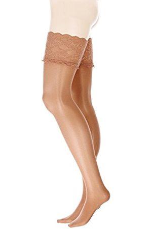 Womens Suspender Stockings, 20 Den Glamory