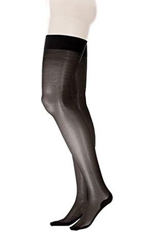 GLAMORY Women's Delight Suspender Stockings, 20 Den