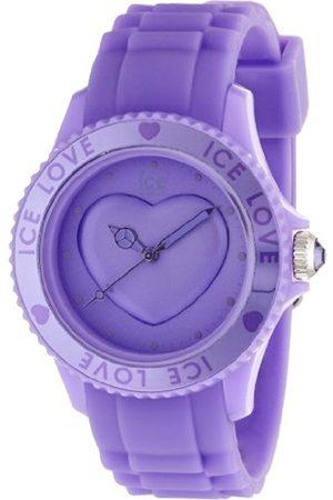 Ice-Watch Women's Analogue Quartz Watch with Rubber Strap – LO.LR.U.S.11