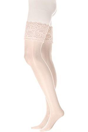 GLAMORY Women's Dream Suspender Stockings, 20 Den