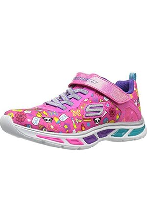 Skechers Girls' Litebeams-Feelin' It Trainers