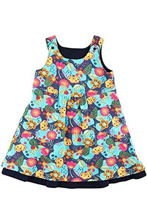 sigikid Girl's Wendekleid, Mini Dress
