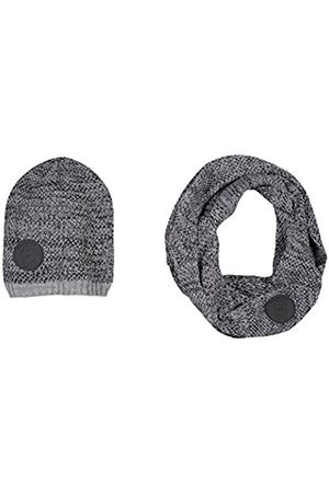 B-KARO Boy's G Brooklyn Heights Scarf, Hat and Glove Set