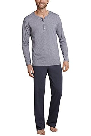 Schiesser Men's Anzug Lang Pyjama Set