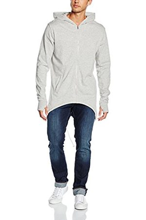 Solid Men's Sweatshirt - - Large