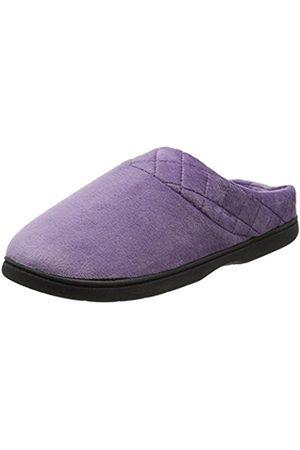 Dearfoams Women Clog Open Back Slippers