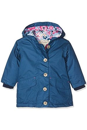 Hatley Girl's Cotton Coated Raincoats Rain Jacket