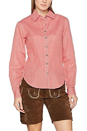 Women's Checked Shirt Blouse for Tradition Costume