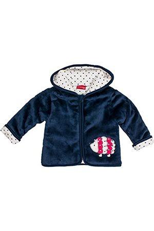 SALT AND PEPPER Baby Girls' NB Happy Plüsch Jacket