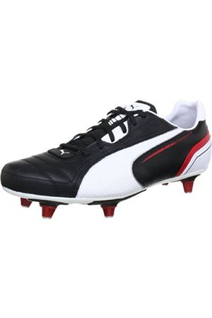 Puma Mens Momentta SG Football Shoes Schwarz ( - -ribbon 02) Size: 40.5