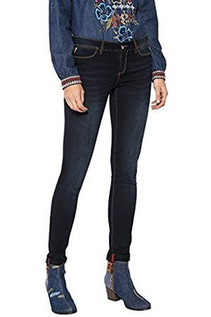 Womens Denim_Second Skin Skinny Jeans Desigual uM3edLF8DF