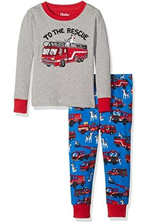 Hatley Boy's Long Sleeve Appliqué Pyjama Sets