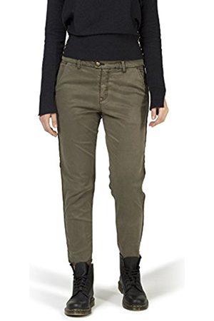 Timezone Women's's Regular Lucy Chino Trousers Intense 4013