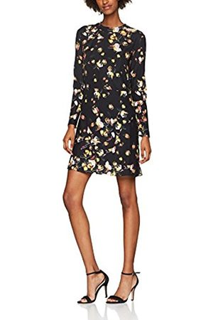 Cacharel Women's Robe Droite A Manches Longues Dress