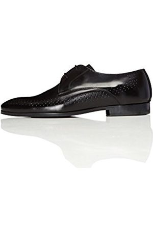 Men's Formal Lace-Up Pointed Shoes