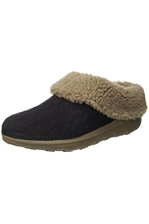 FitFlop Women Slippers - Women's Loaff Quilted Open Back Slippers