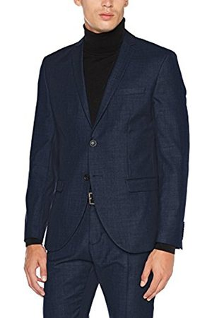 Selected Homme Men's Shdone-mylobiga4 Dk Blazer Noos Suit Jacket