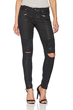 Tigha Women's Sacha Ripped Skinny Jeans