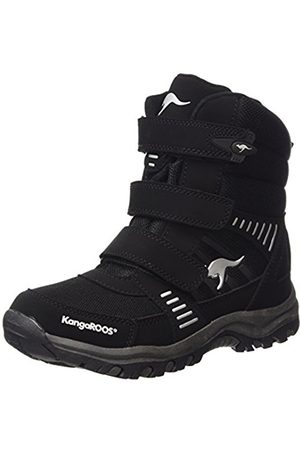 KangaROOS Unisex Kids' Barry-High II Cold lined snow boots half length Size: 1 UK