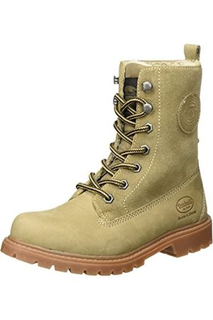Dockers by Gerli Women's 19pa338-300 Combat Boots