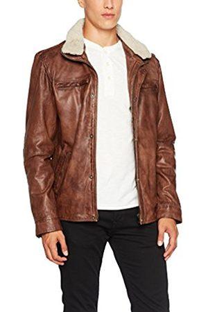 Camel Active Men's Lederjacke Jacket