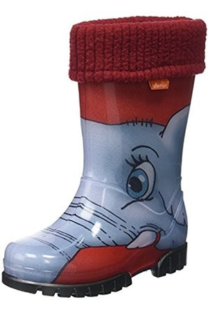 925532e5ed6ab Shoes Unisex Kids' Character Welly with Removable Sock Rain Boots
