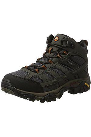 Merrell Women's Moab 2 Mid Gtx High Rise Hiking Boots, Brown (Beluga)