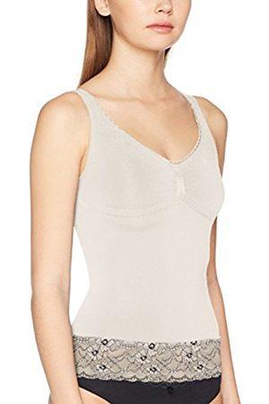 Belly cloud Women's Shape Mit Anti-Rutsch Spitze Am Bund, Seamless, Figurformend Shapewear Top
