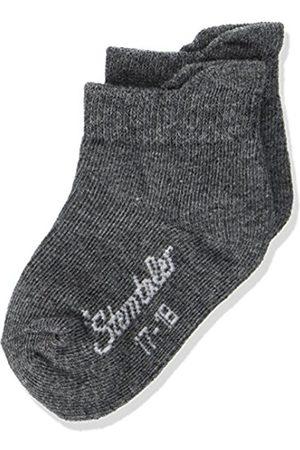 Sterntaler Baby Boys' Sneaker-Söckchen DP Uni Calf Socks
