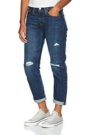 Levi's Women's 501 Tapered Amazon Exclusive Boyfriend Jeans