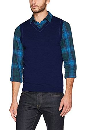 s.Oliver Men's 12.708.63.7808 Kniited Tank Top