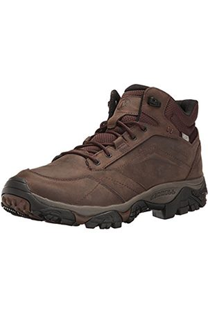 Merrell Men's Moab Adventure Mid Waterproof High Rise Hiking Boots