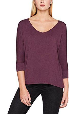 Mavi Women's Basic Zip Top T-Shirt