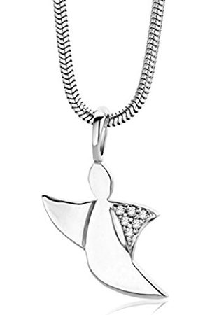 Miore Cubic Zirconia 45.0 centimetres 4.4 grams Sterling Silver 925 Necklace
