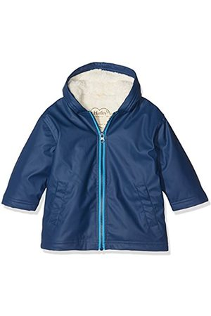 Hatley Boy's Sherpa Splash Rain Jacket