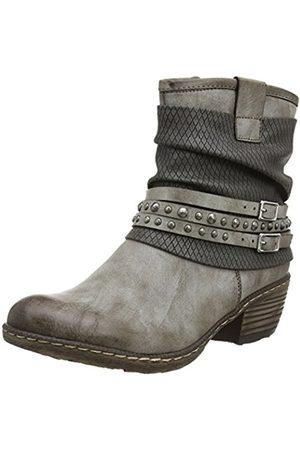 Rieker Kinder K1493, Girls' Cowboy Boots