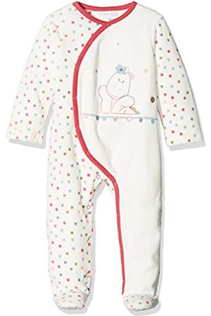 Noukie's Baby Girls Pyjama 1PCS Peps Long Sleeve Sleepsuit