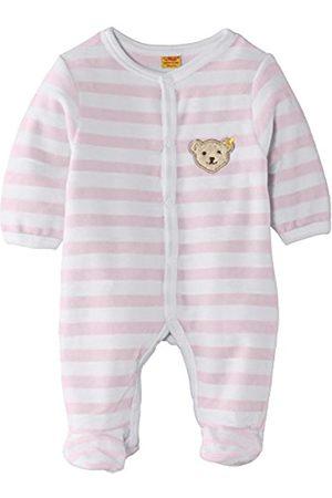 Steiff Unisex Baby 0002848 1/1 Sleeves Striped Romper