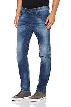 Diesel Men's 084gr Tapered Fit Jeans