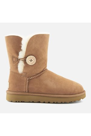 UGG Women's Bailey Button II Sheepskin Boots