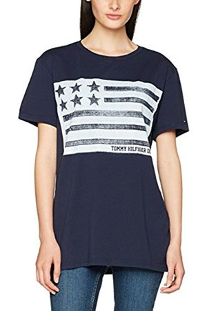 Tommy jeans Men's Thdm Basic CN S/S 22 T-Shirt