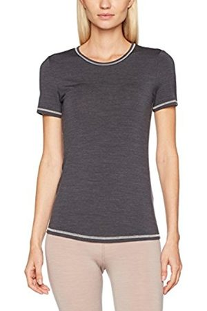 Skiny Women's Active Wool Shirt Kurzarm Thermal Top