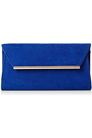 Womens Sabrina Suede Look Party Prom Clutch Bag Clutch Swankyswans